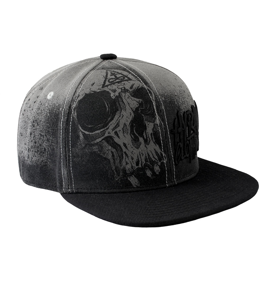 CASQUETTE SNAPBACK - MISERY GREY