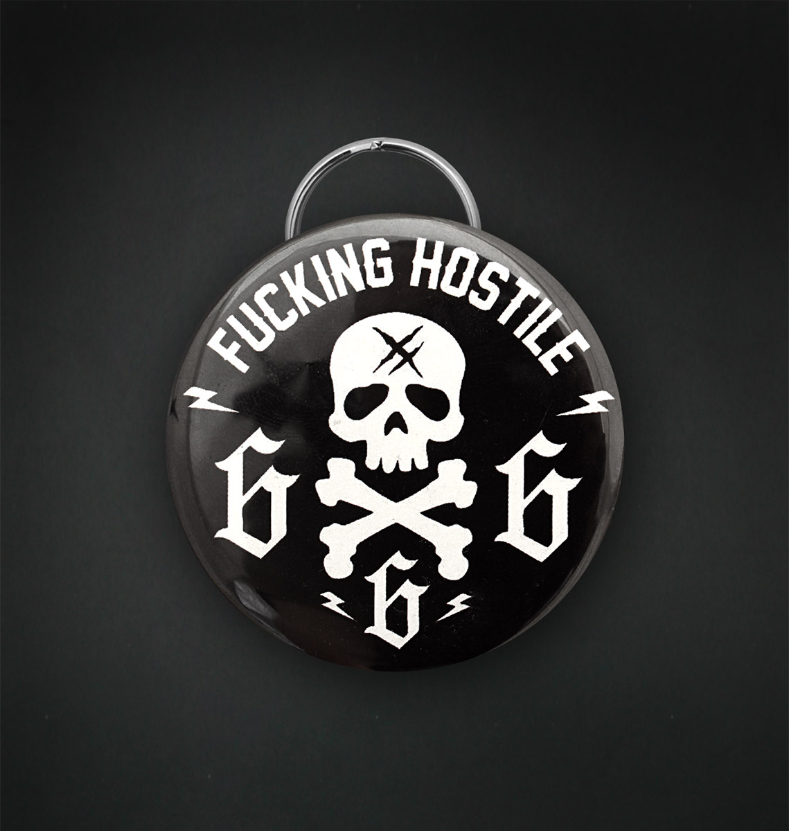 Badge decapsuleur 56 MM / 666
