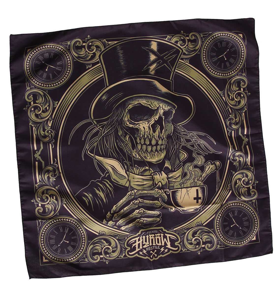 BANDANA DEATH AWAITS
