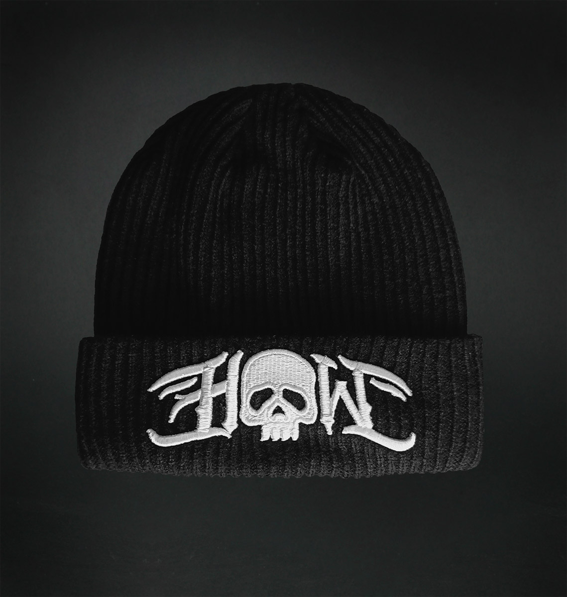 Bonnet BLACKSKULL