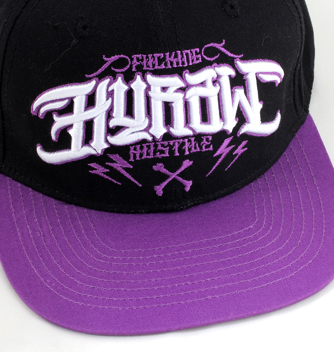 CASQUETTE SNAPBACK PINK FUCK