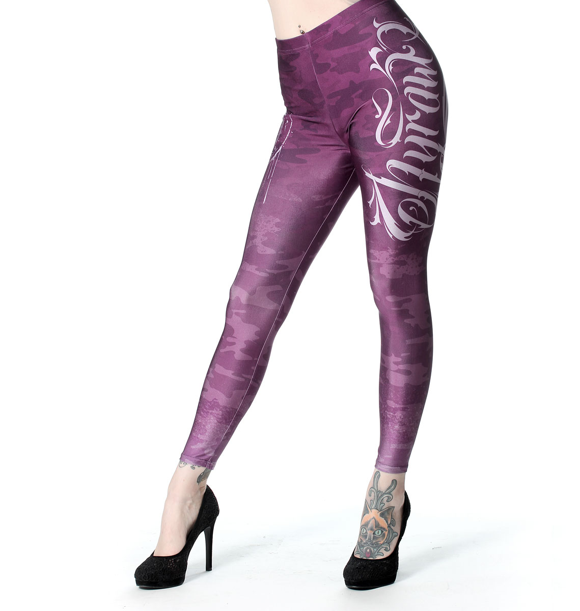 LEGGING PINK BLAZON