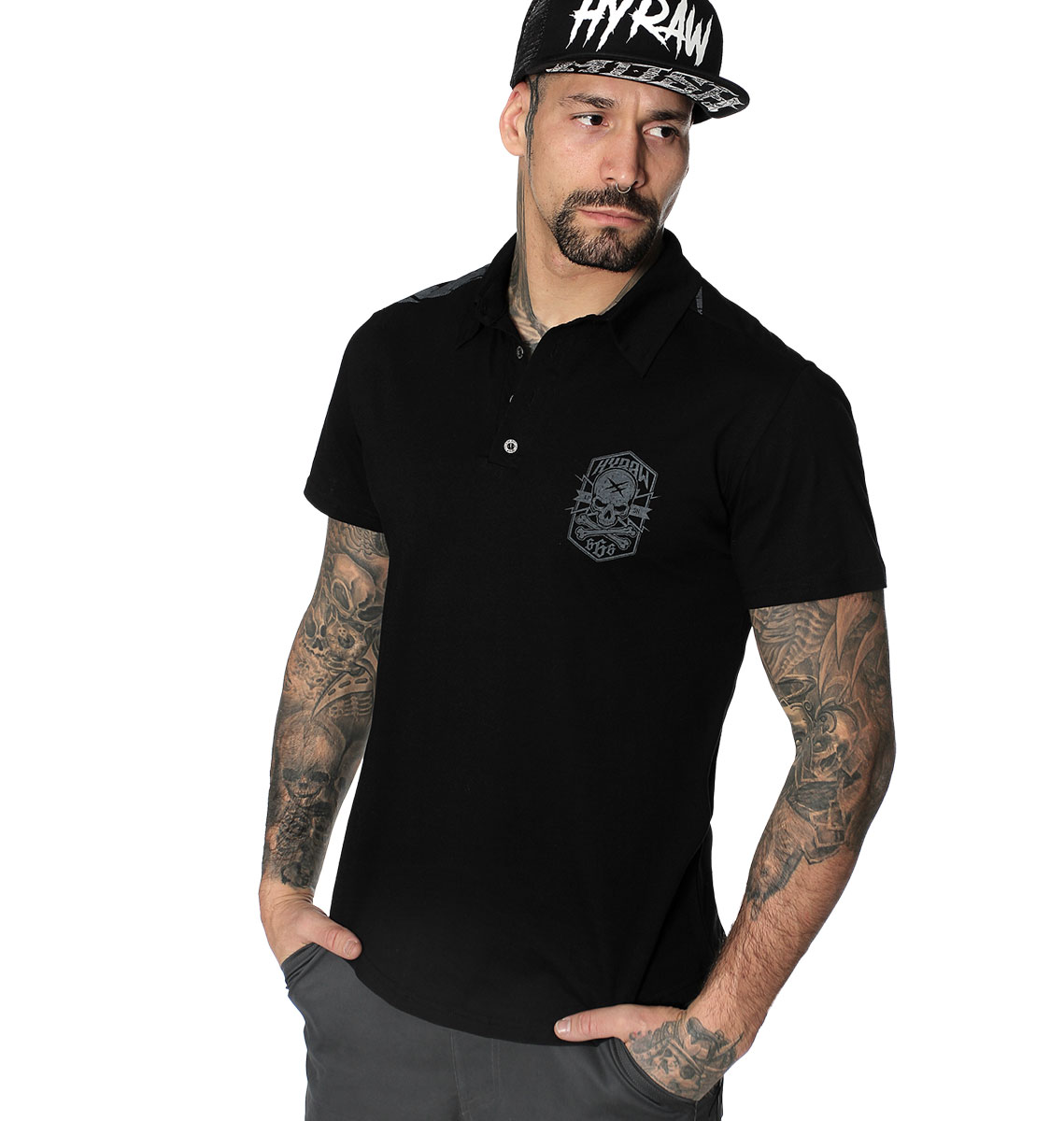 POLO HOMME BLACK BADGE
