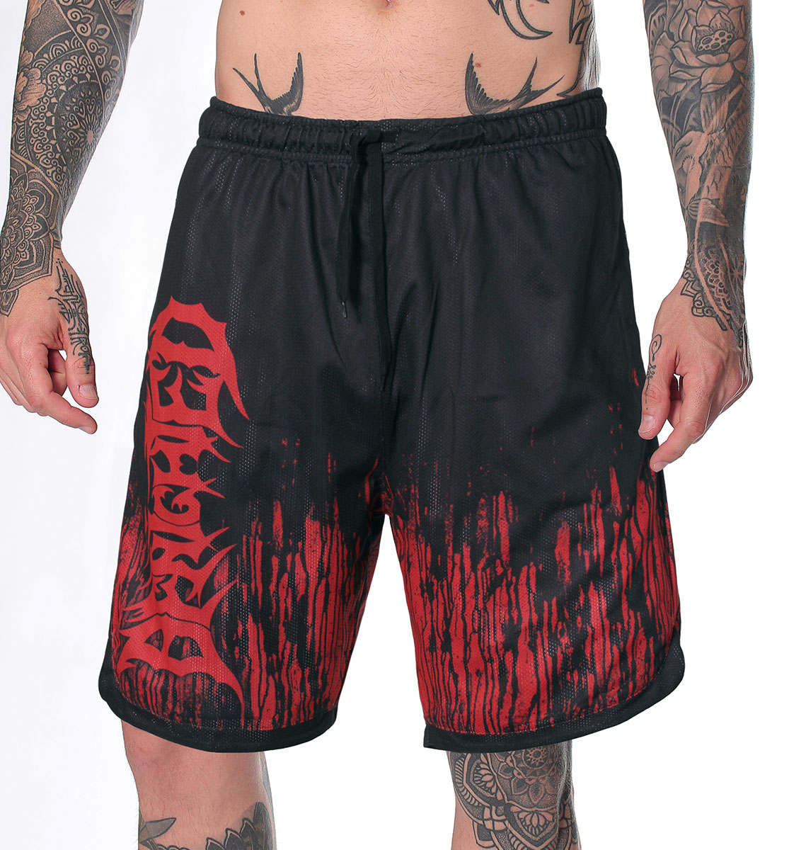 SHORT SPORT REVERSIBLE BENIGHTED