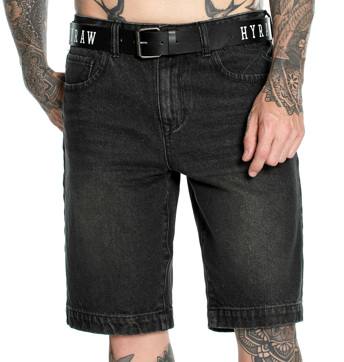 SHORT DENIM 666