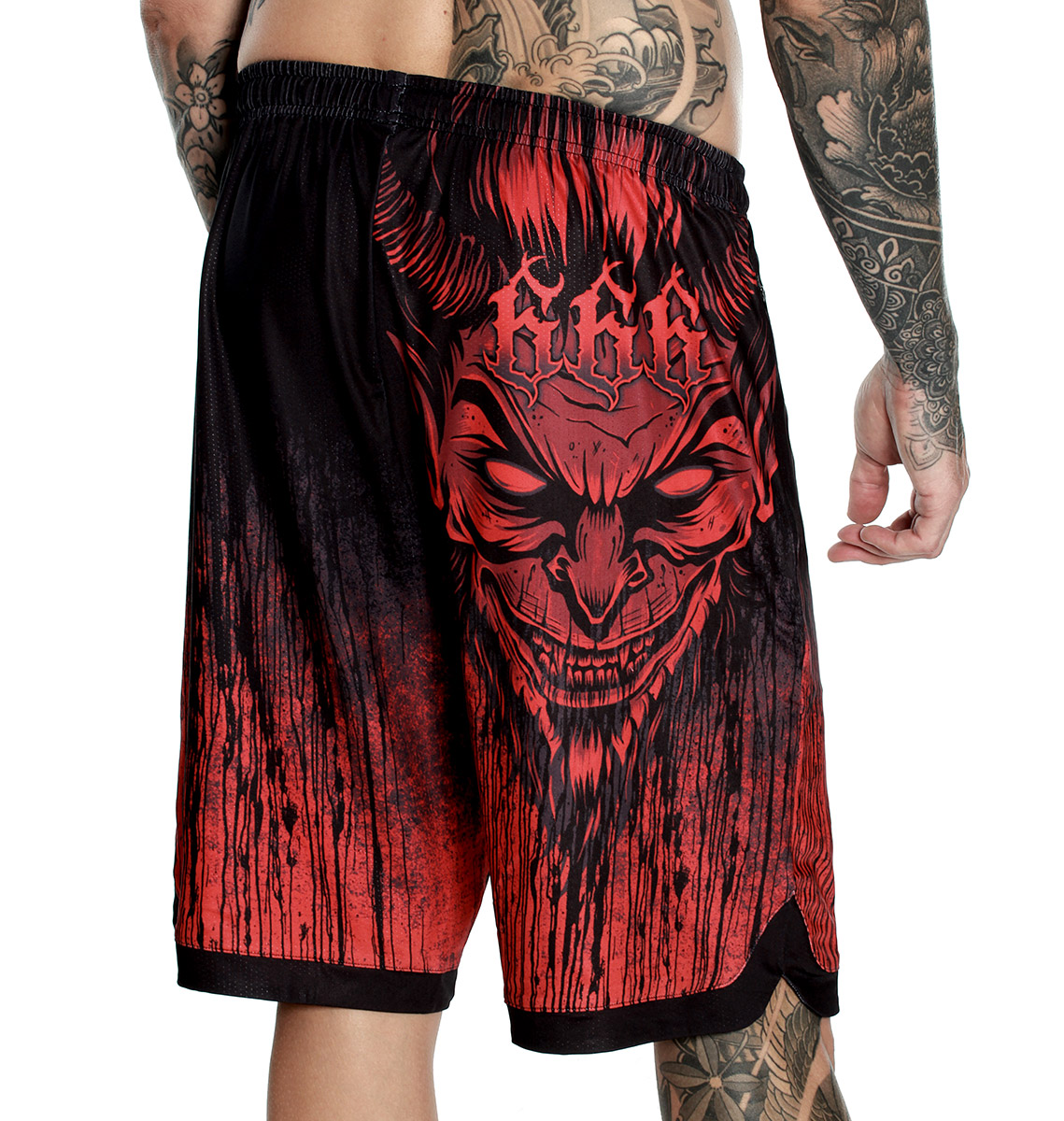 SHORT REVERSIBLE LUCIFER