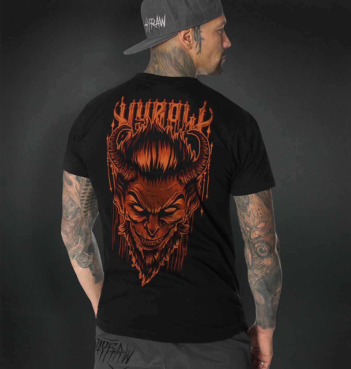 T-shirt LUCIFER