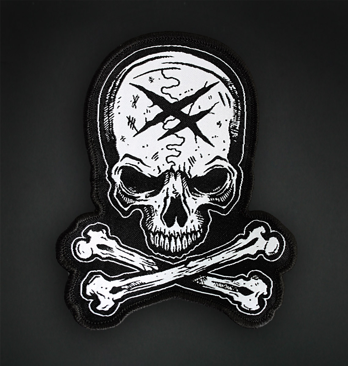 PATCH BLACKSKULL