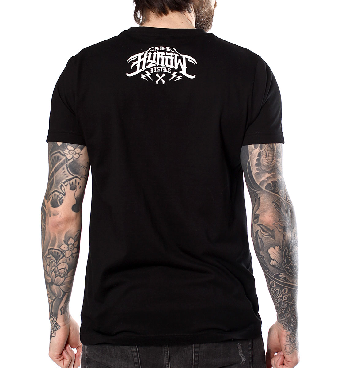 32b6145f9 T-SHIRT HOMME FROM THE DEAD