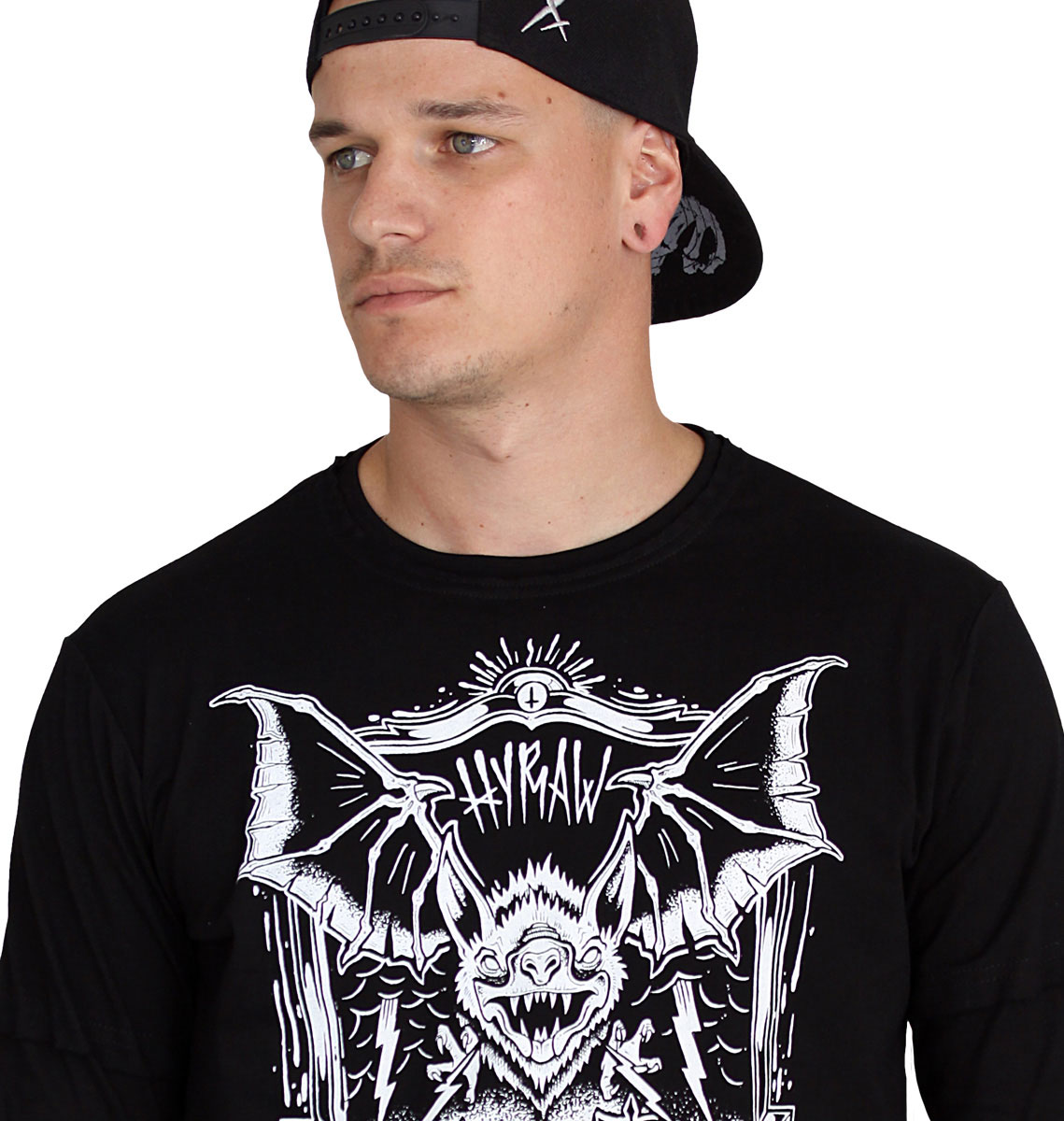 T-SHIRT DOUBLES MANCHES CULT OF EVIL
